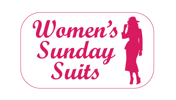 Womens Sunday Suits